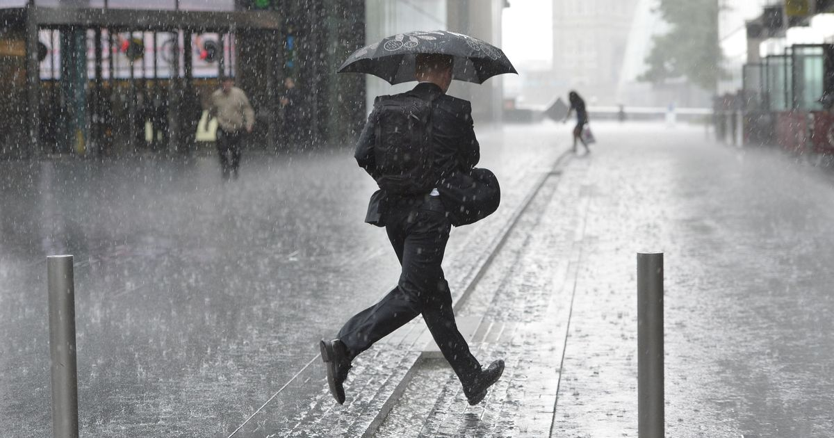 По всей Кубани объявили штормовое предупреждение