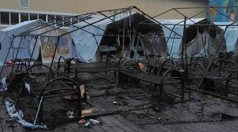 """В детском лагере """"Холдоми"""" Хабаровского края несколько часов назад силовики начали  обыск"""