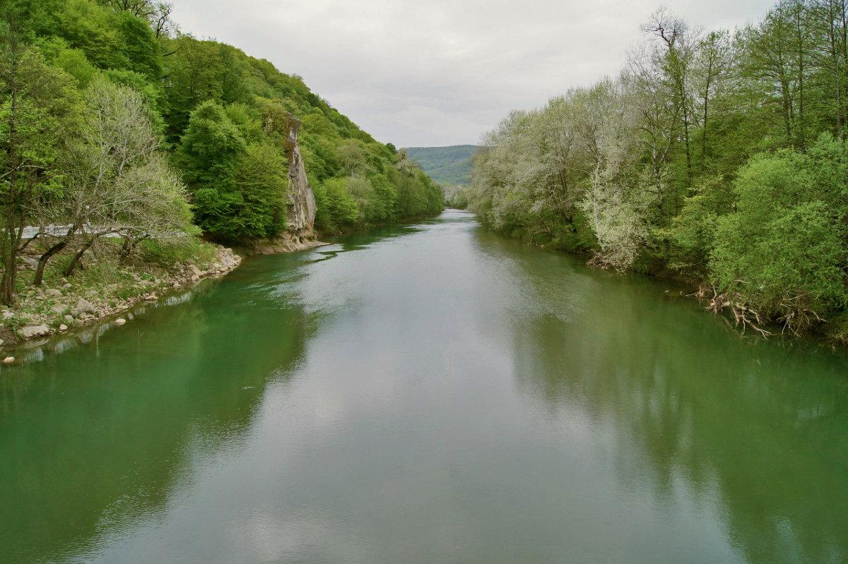 Река кубань в картинках