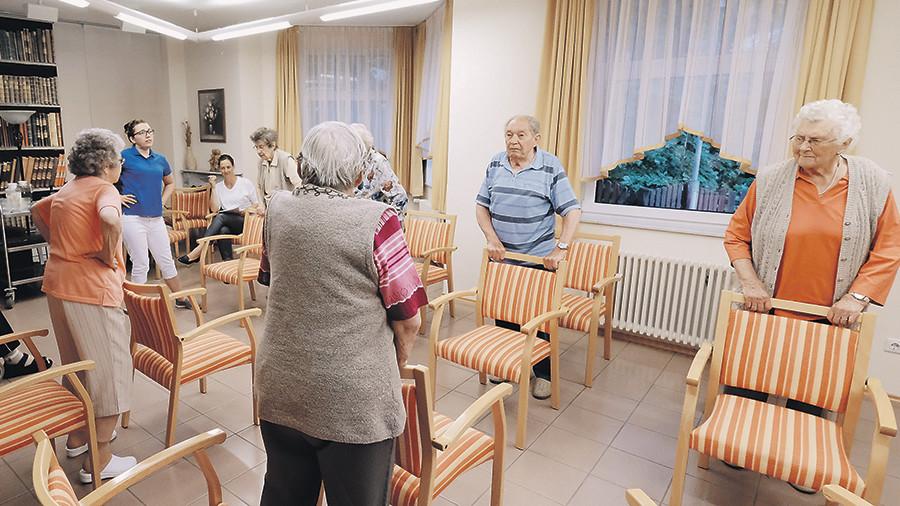 Черноморский дом престарелых дом престарелых в домодедовском районе
