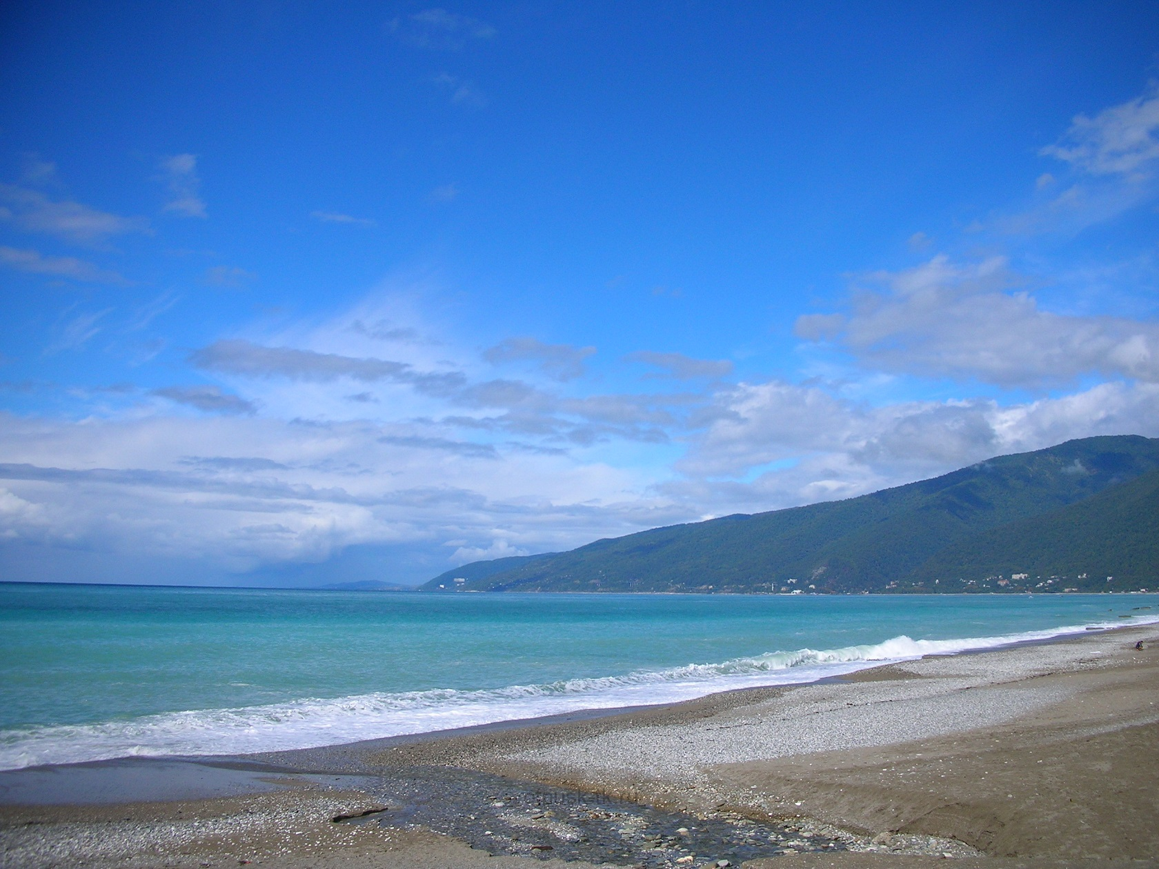 Абхазия фото отдых пляж