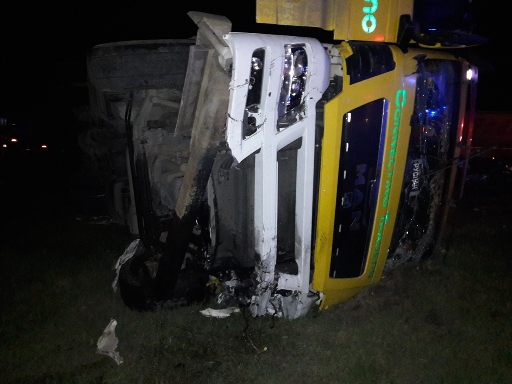 ВАбинском районе в трагедии сбольшегрузом погибла женщина-водитель