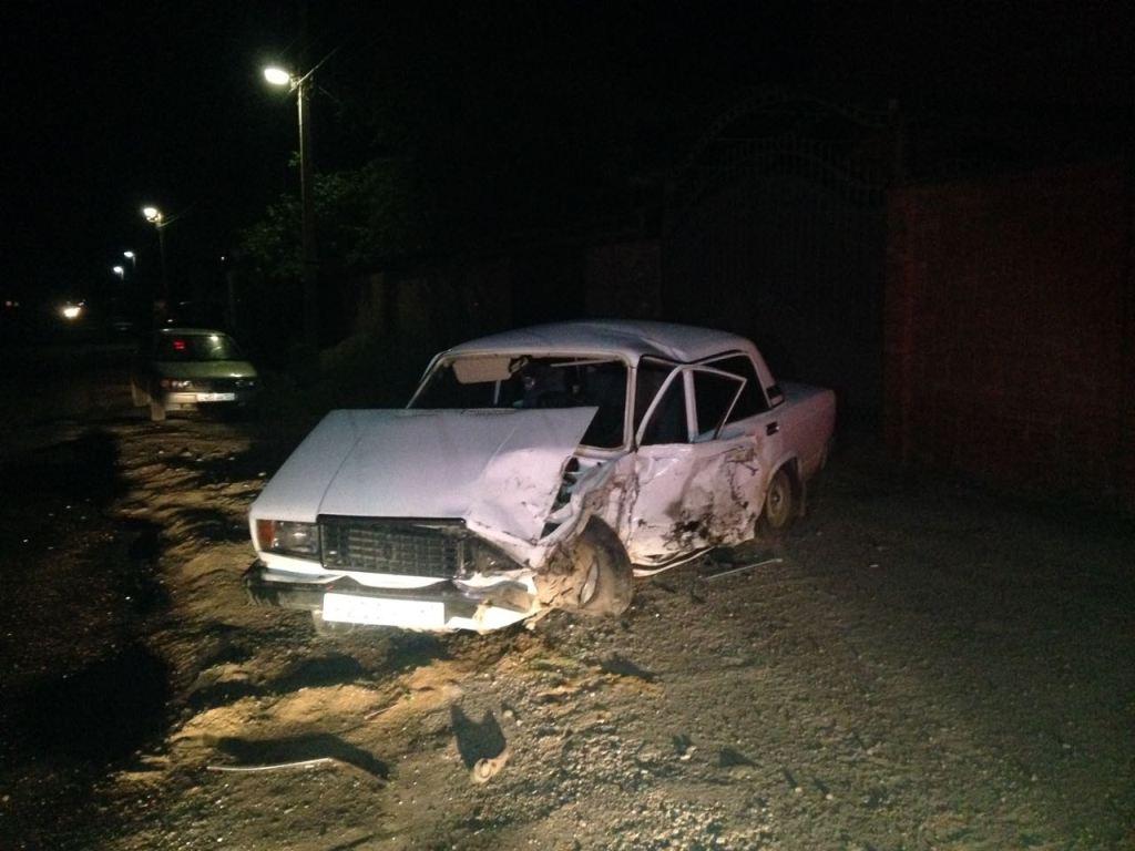 ВКраснодаре нетрезвый  шофёр  устроил ДТП стремя пострадавшими